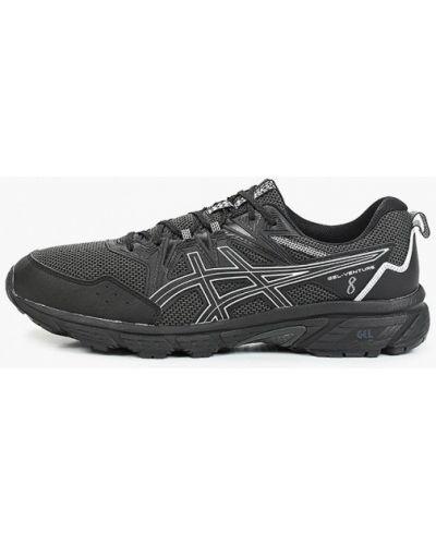 Низкие кроссовки - черные Asics
