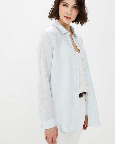 Рубашка с длинным рукавом розовый Gap