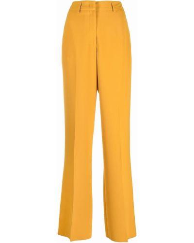 Żółte spodnie Blanca Vita