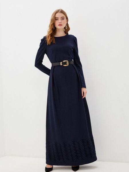 Платье осеннее прямое Sahera Rahmani