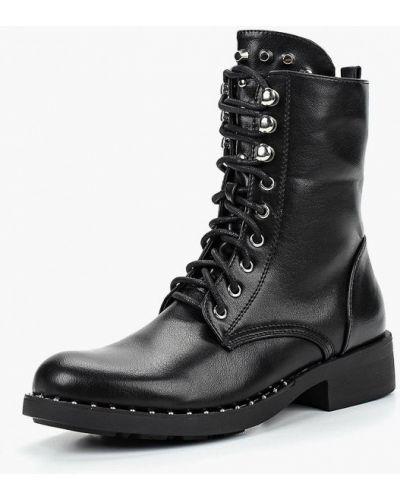 Кожаные ботинки осенние Sweet Shoes