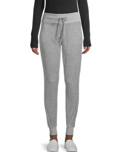 Ватные хлопковые брюки с манжетами Calvin Klein