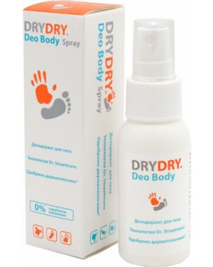 Дезодорант для тела Dry Dry