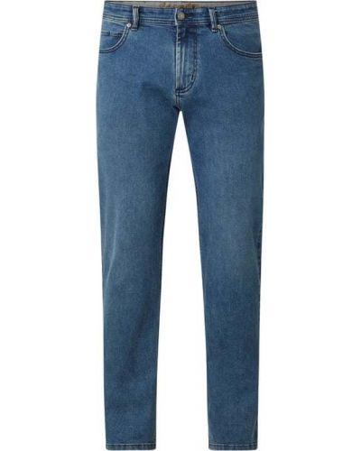 Niebieskie jeansy bawełniane Christian Berg Men