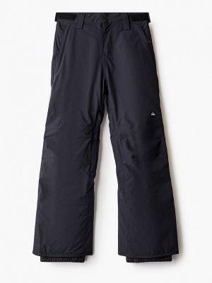 Черные горнолыжные брюки Quiksilver