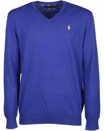 Niebieski golf Polo Ralph Lauren