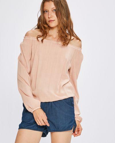 Розовая блузка прямая Review