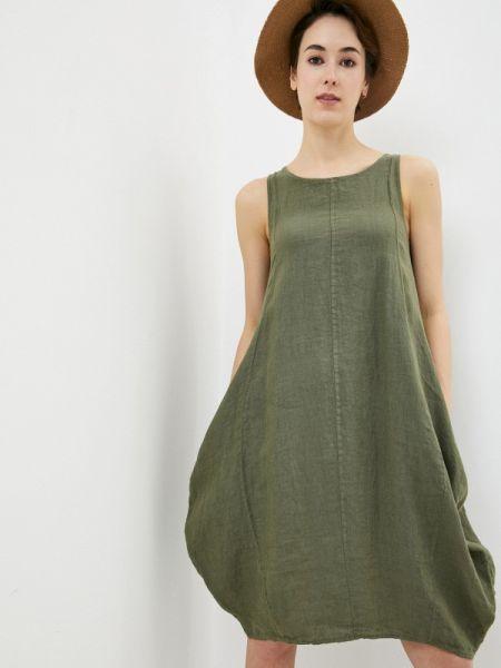 Платье платье-майка зеленый Perfect J
