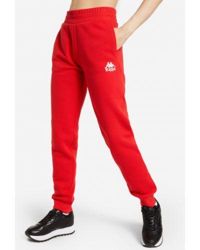 Хлопковые спортивные брюки Kappa