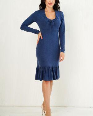 Платье из ангоры платье-сарафан Taiga
