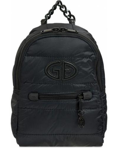 Нейлоновый рюкзак - черный Goldbergh