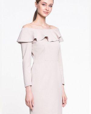 Платье - розовое Genevie