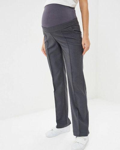 Серые классические брюки Mammysize