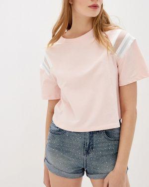 Поло розовый Ovs