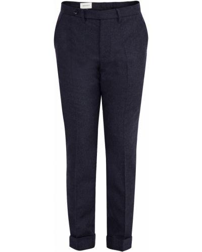 Зауженные брюки классические со стрелками Gucci