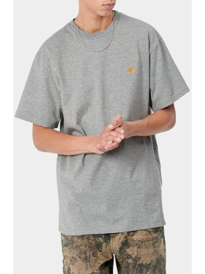 Серая футболка Carhartt Wip