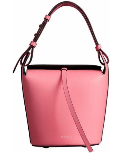 Маленькая сумка розовый Burberry