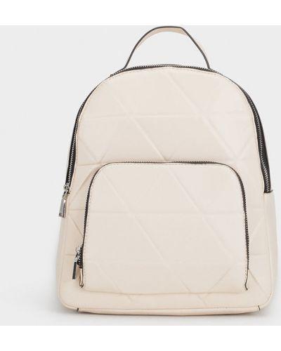 Plecak prążkowany Parfois