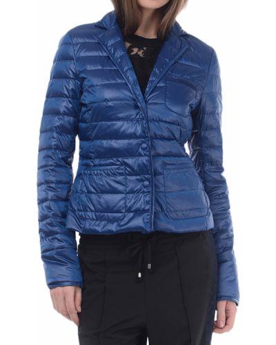 Синяя куртка Trussardi Jeans