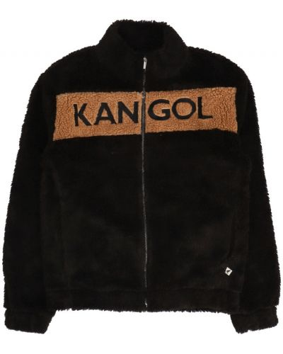 Czarna kurtka Kangol