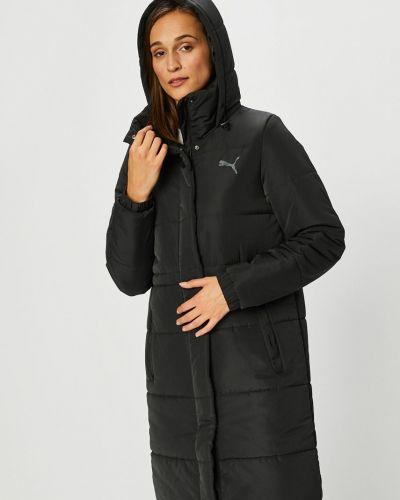 Куртка с капюшоном с карманами утепленная Puma