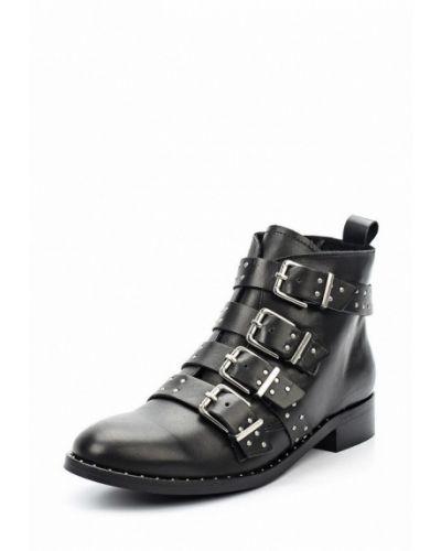Кожаные ботинки на каблуке Zign
