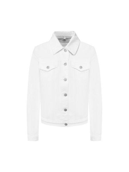 Джинсовая куртка белая J Brand