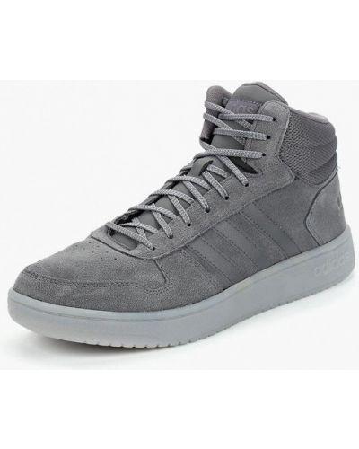 be44ff53 Мужские высокие кеды Adidas (Адидас) - купить в интернет-магазине ...