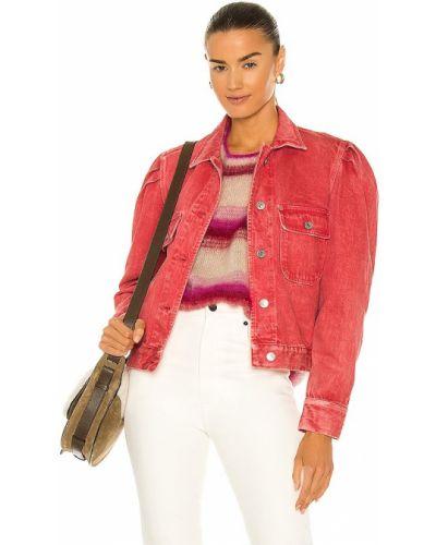 Куртка на пуговицах Isabel Marant étoile