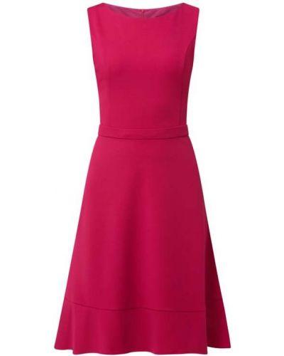 Sukienka koktajlowa - różowa Paradi