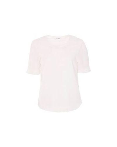 Белая футболка повседневная Frankie Morello