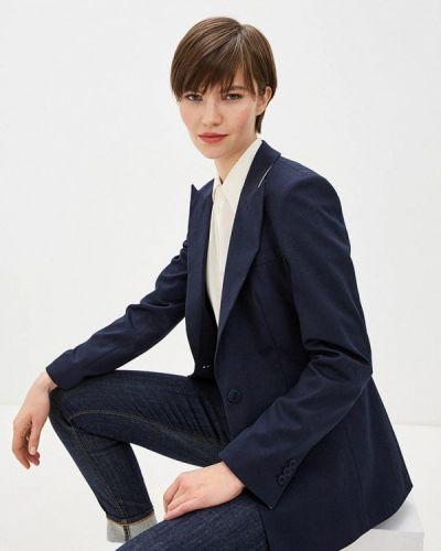 Синий пиджак Hugo