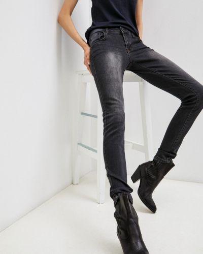 Зауженные джинсы - серые One Teaspoon