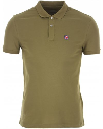 T-shirt bawełniana - zielona Colmar