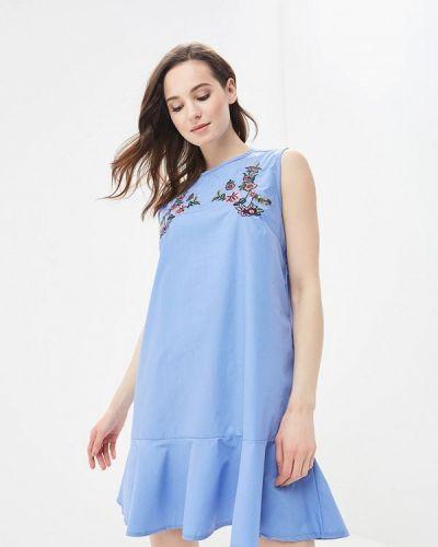 Платье - синее Sweet Miss