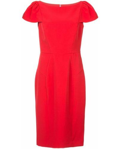 Красное платье Milly