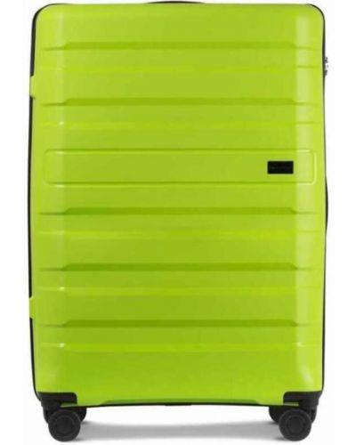 Walizka materiałowa - zielona Conwood