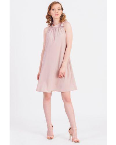 Летнее платье с американской проймой со складками Lacywear