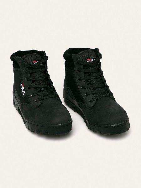 Гранж ботинки Fila