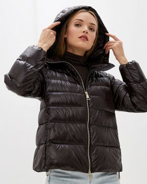 Зимняя куртка черная осенняя Liu Jo