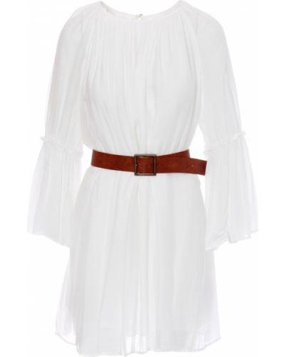 Biała sukienka Dixie