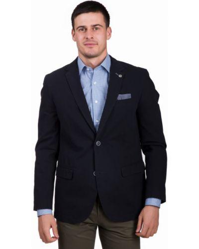 Пиджак на пуговицах с карманами Calamar