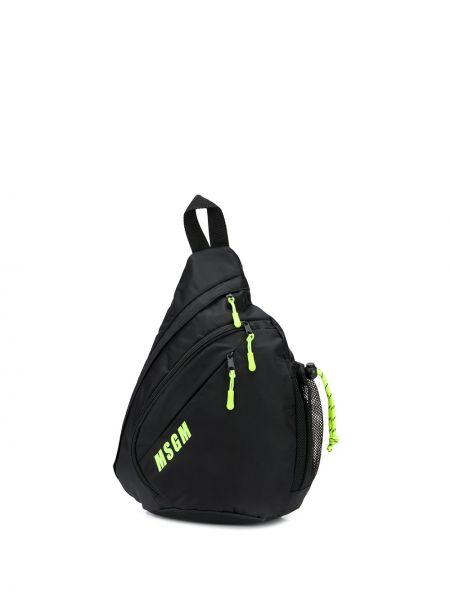 Plecak czarny Msgm