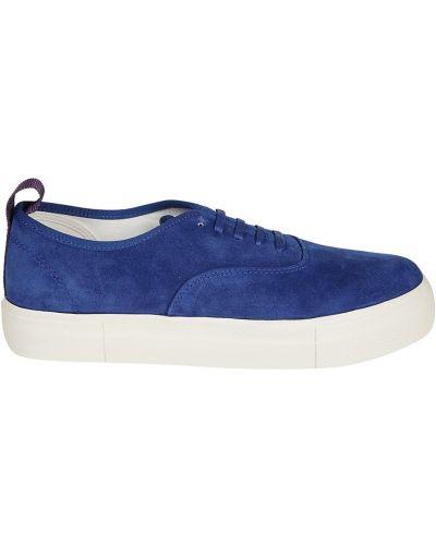 Niebieskie sneakersy Eytys