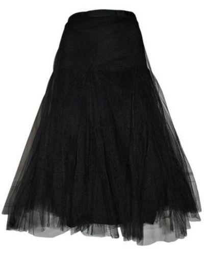 Czarna spódnica tiulowa Noor Of Sweden