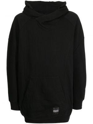 Czarna bluza bawełniana Julius