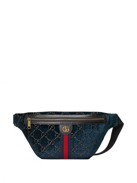 Поясная сумка с логотипом Gucci