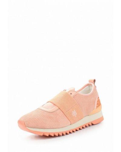 Замшевые кроссовки Marc O'polo