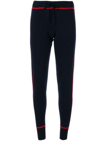 Спортивные брюки кашемировые с манжетами Madeleine Thompson