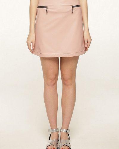 Розовая юбка Lavana Fashion